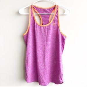 Adidas | Climalite Racerback Work Out Tank Top